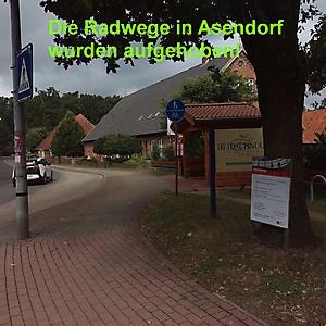 Nachtrag Fuszweg durch Bushaltestelle