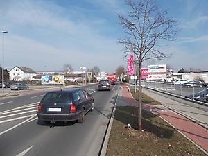 Bild 5 - Grundstuecksausfahrt